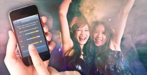 Mit der HeatMapz App die heißesten Partys und Events aufspüren sowie bewerten