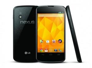 Das neue LG Nexus 4 (Foto: LG Electronics)
